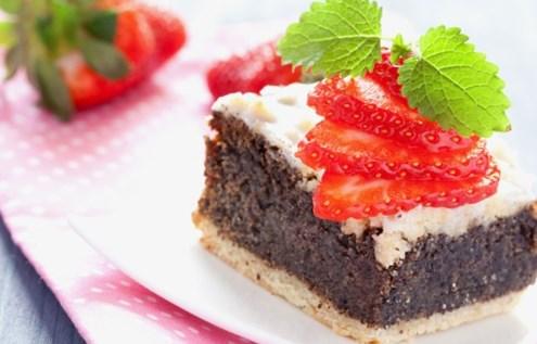 рецепт приготовления макового торта