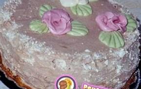 Рецепт домашнего «Киевского» торта