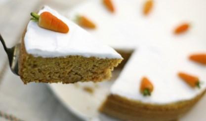 Рецепт морковного торта с пряностями
