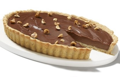 Рецепт шоколадно – орехового пирога