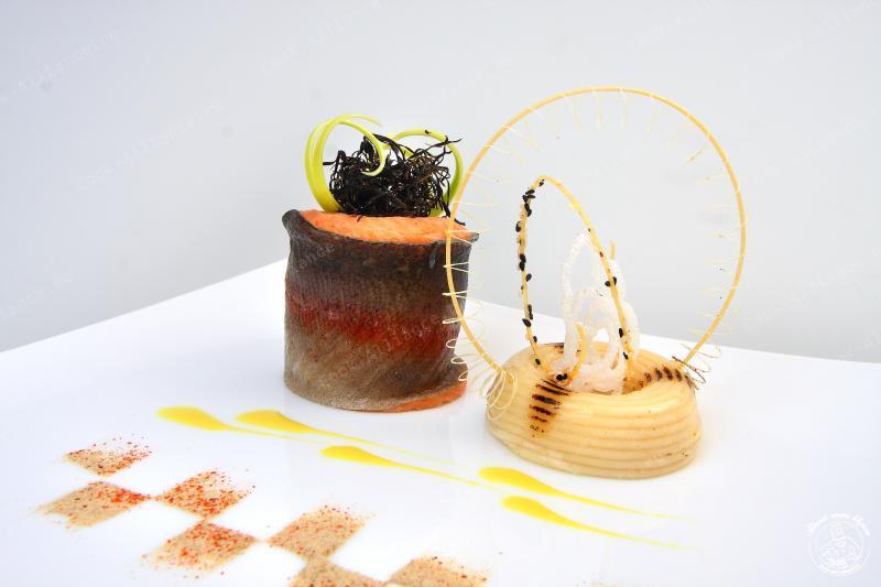 вкусные рецепты из форели в духовке