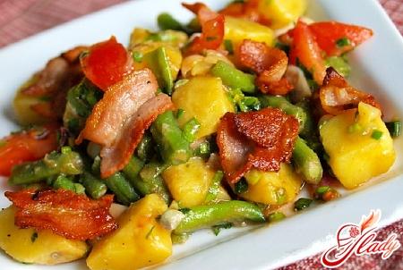 Салат простенько и со вкусом