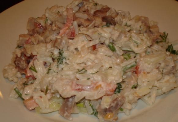 салат из печени свиной рецепт с фото очень