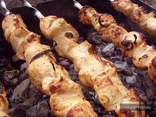 Жарим курицу вкусные рецепты