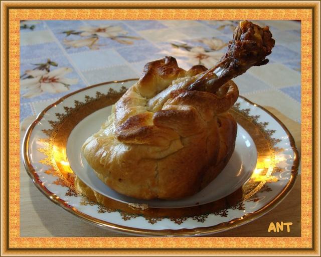голень куриная в микроволновке рецепты с фото