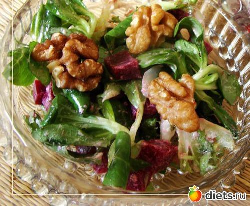 салат со свеклой и сыром рецепты простые и вкусные