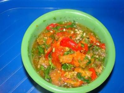 рецепт салата цезарь в картинках