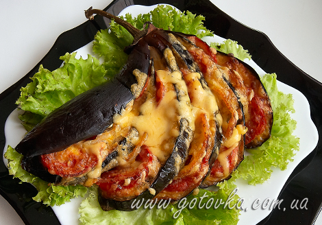 рецепты из баклажан вкусные