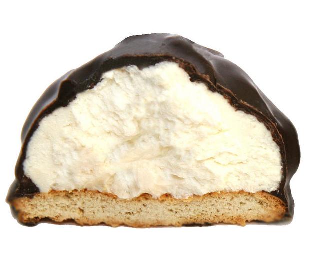 Суфле с печеньем рецепт с фото