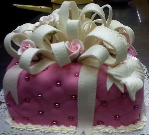 Детские и свадебные торты на заказ