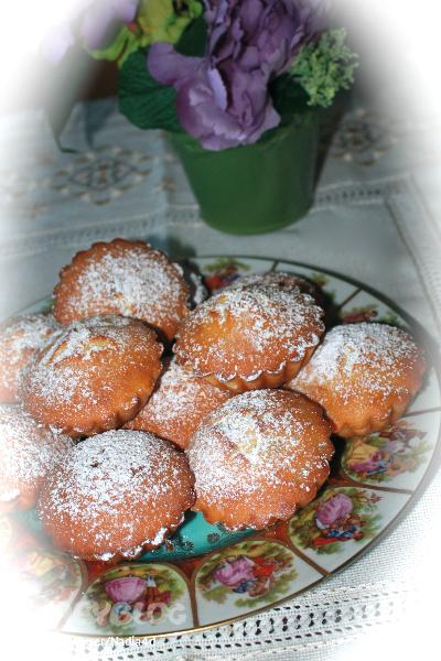 Кексики рецепты с фото с изюмом