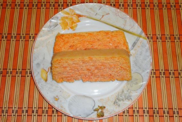 Творожная морковная запеканка с манкой в духовке пошаговый рецепт