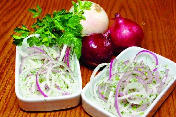 салаты и закуски к шашлыку рецепты с фото