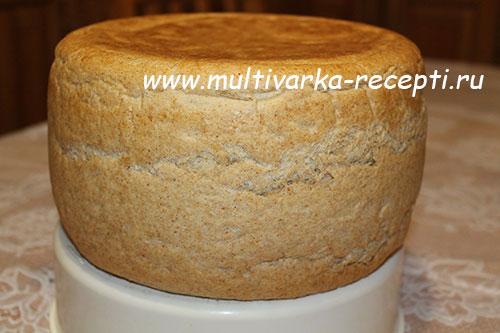 ржаной хлеб в мультиварке поларис рецепты с фото