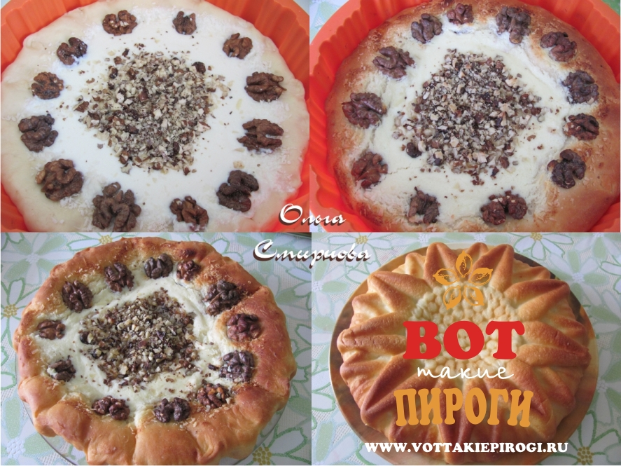 Рецепты пирогов в силиконовых формах