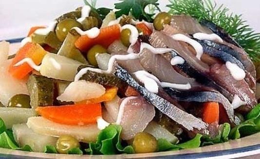 вкусные острые салаты рецепты с фото