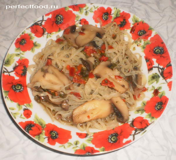 Рисовая лапша с фаршем рецепты 121