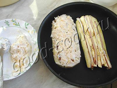 Рецепты из баклажанов в духовке с беконом