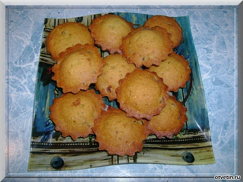 Рецепты простые и вкусные кексов 106