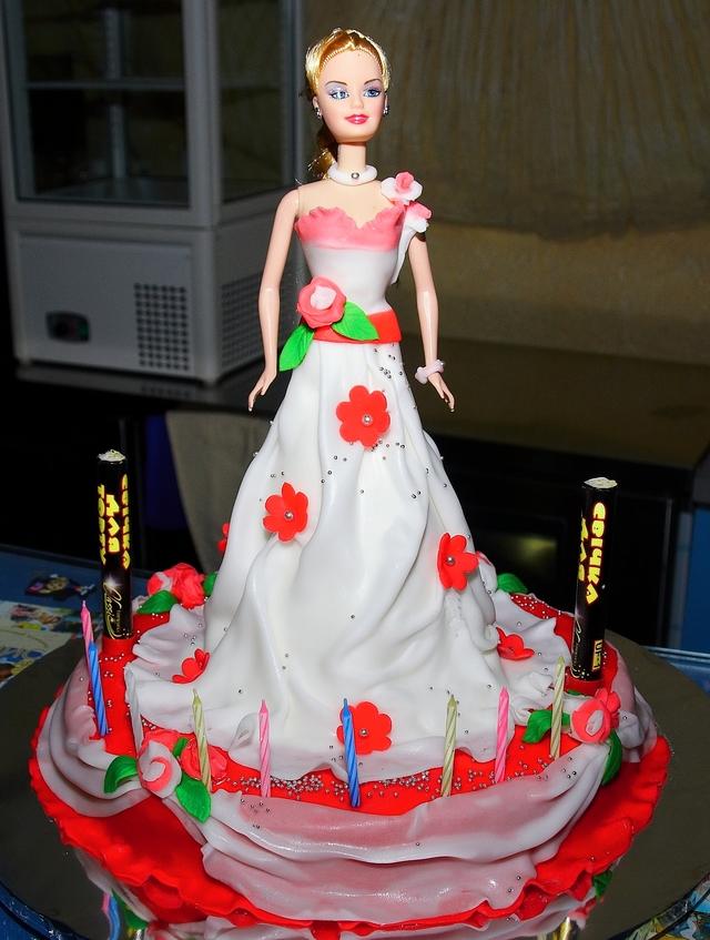 Своими руками торты на день рождения для девочек