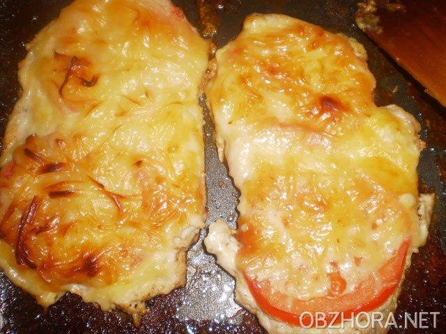 Жульен из баклажанов и грибов рецепт