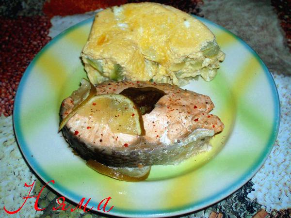 рецепты приготовления блюд в пароварке с фото