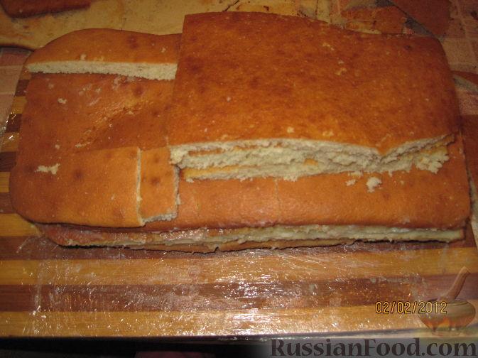 Как сделать торт машинкой пошагово