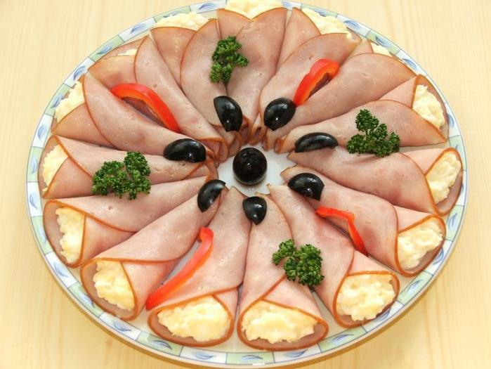 Простые легкие быстрые салаты  874 рецепта
