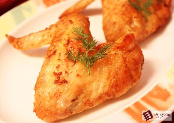 куриные крылышки простые рецепты приготовления