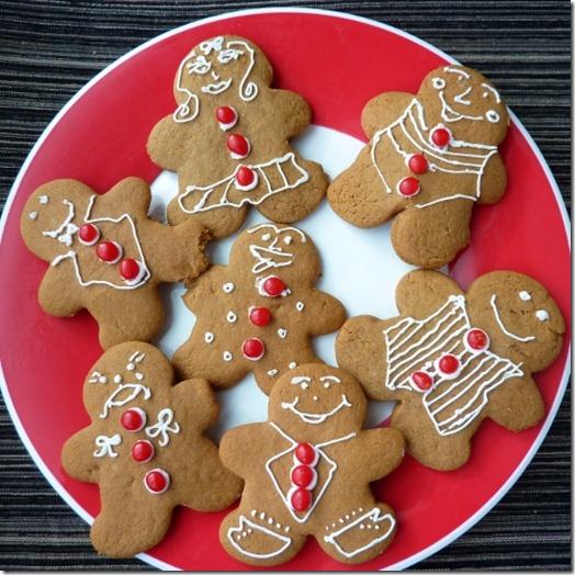 новогодние печенья рецепт фото