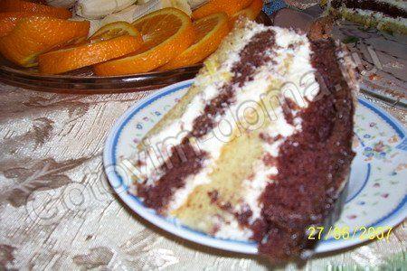 Новогодний рецепт торта чародейка