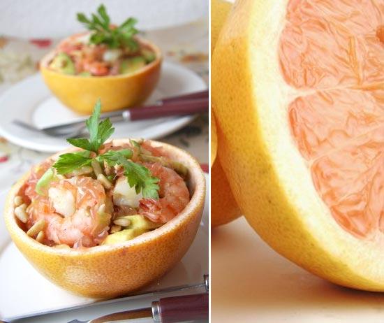 салат из морепродуктов рецепты простые с фото в