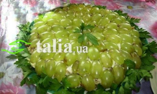 Салат с кальмаром рецепты с фото простые и вкусные