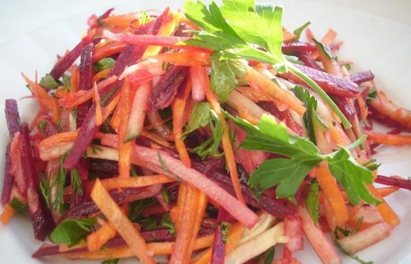 простые салаты со свеклой рецепты с фото простые и вкусные рецепты фото