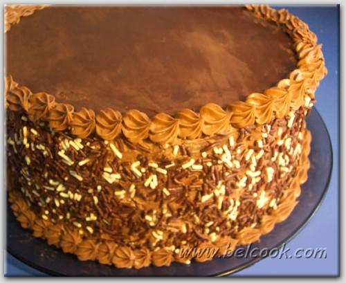 Простые и вкусные рецепты торта с фото