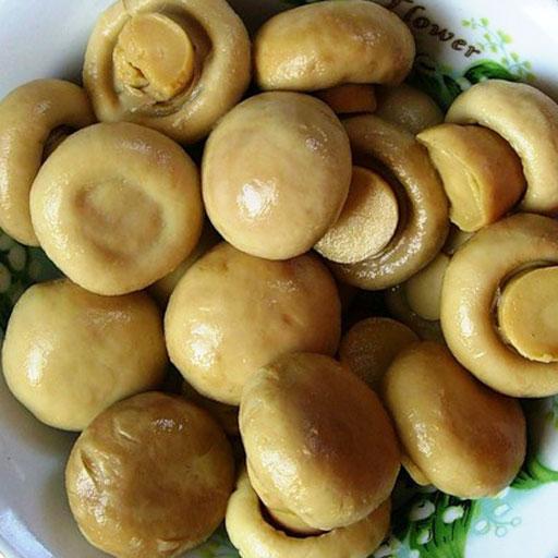 грибы шампиньоны рецепты приготовления салатов
