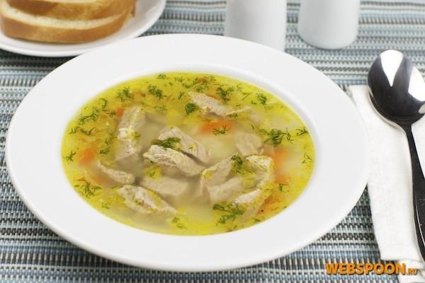 Простые рецепты крем супов