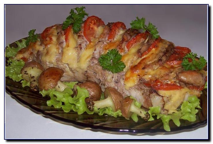 Самые вкусные первые и вторые блюда и салаты
