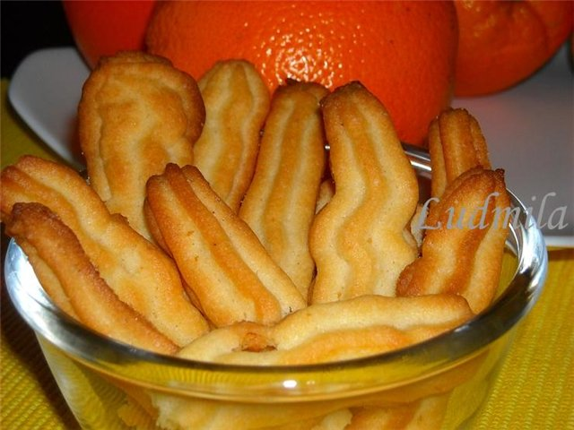 Печенье на маргарине мягкое рецепт 87