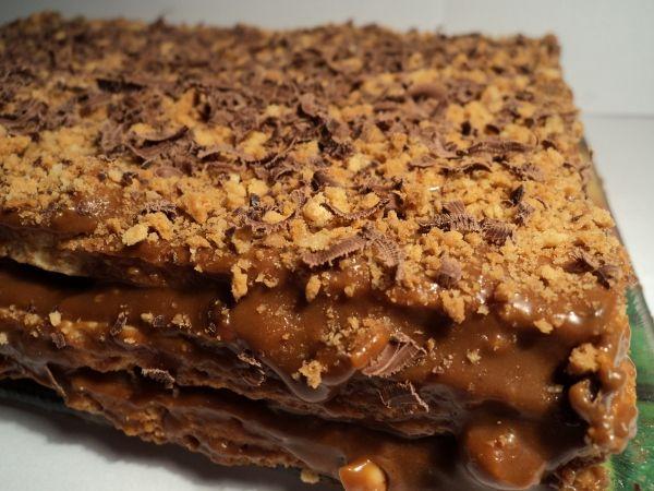 Печенье со сгущенкой простой рецепт с фото