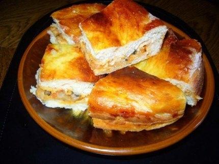 Рецепт приготовления помидор дольками и с чесноком