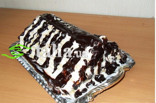 Простые рецепты тортов дамские пальчики