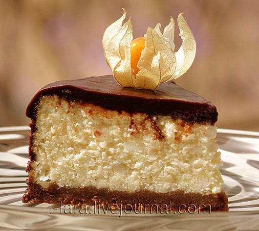 торт из творога рецепт в домашних условиях