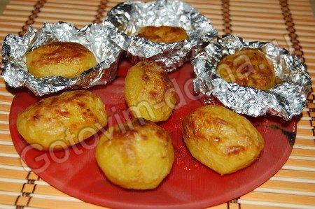 мясо в фольге в духовке с картофелем рецепт с фото