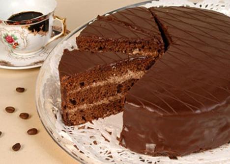 как приготовить вкусный торт на день рождения