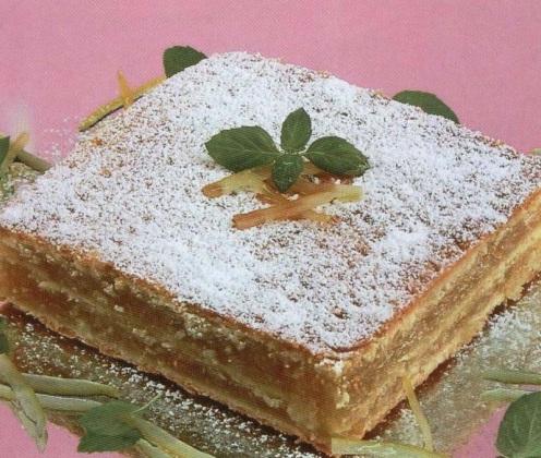 Украшение торта своими