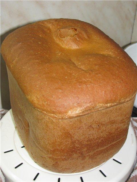 Кекс для хлебопечки мистери