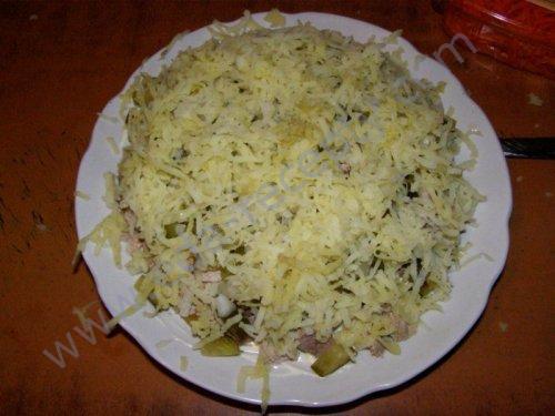 Рецепт вкусных дерунов из картофеля