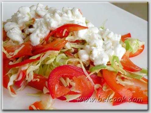 Салат из говядины с редькой рецепт