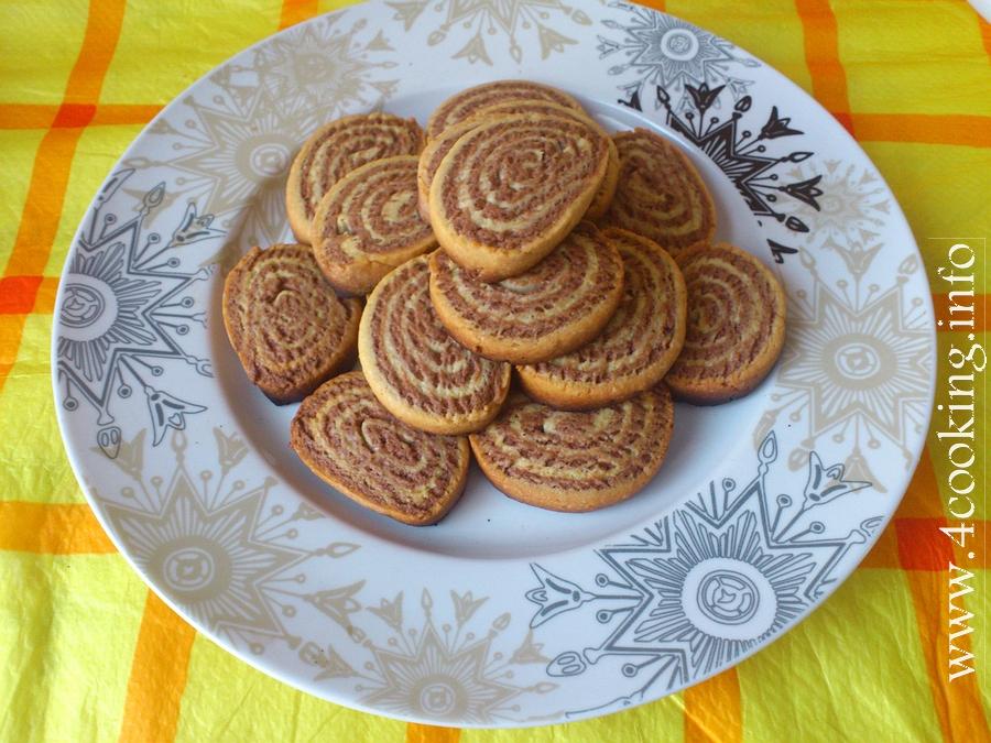 Печенье с какао рецепты с фото простые